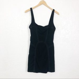 INTIMATELY FREE PEOPLE Stretchy Tank Dress Black S